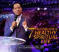 7 factors for a healthy spiritual life