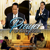 The prayer of intercession part 1
