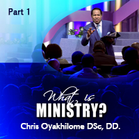 What is ministry pt 1