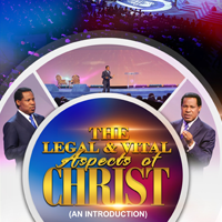 The legal and vital aspects of christ