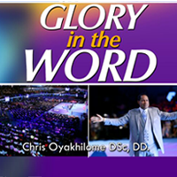 Glory in the word
