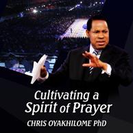 Cultivating a spirit of prayer 240