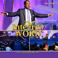 The integrity of the word vol 1 part 1