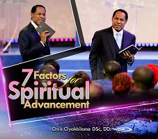 7 factors for spiritual advancement