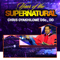 Year of the supernatural
